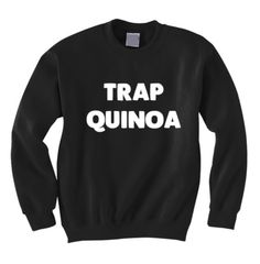 The ONLY shirt to wear while driving & listening to Trap Queen on the way to Whole Foods.  #1738 #FettyWap #TrapQueen #WholeFoods #Quinoa #ShopNopal