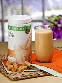 Shake Herbalife sabor Doce de Leite!  O Shake Herbalife é um alimento para substituir refeições de maneira prática e saudável com apenas 202 calorias, quando preparado com leite semidesnatado. Garante a quantidade necessária de nutrientes de uma refeição principal. ... Saiba mais:  http://focoemvidasaudavel.blogspot.com