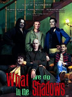 Check out our review, trailer, stills and information for horror-comedy What We Do in the Shadows http://www.besthorrormovielist.com/reviews/what-we-do-in-the-shadows/ #horrormovies #vampire #horrorcomedy #horrormoviereviews #TheBestHorrorMovieList #monster
