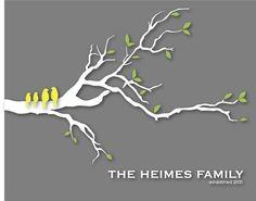 family tree branch
