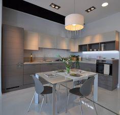 Cucine moderne | Open in esposizione nello Store di Napoli Centro