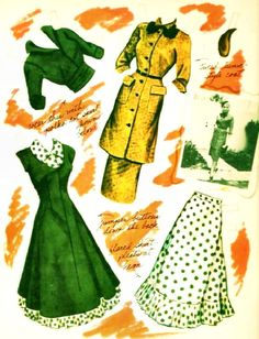 Janet Leigh* 1500 free paper dolls at Arielle Gabriels International Paper Doll Society also free paper dolls at The China Adventures of Arielle Gabriel *
