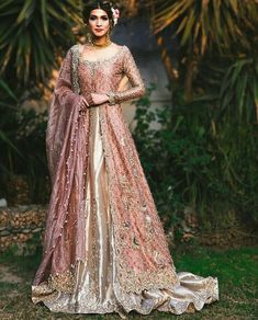 Pakistani Wedding Outfits, Bridal Outfits, Pakistani Dresses, Indian Dresses, Wedding Sarees, Dulhan Dress, Walima Dress, Beautiful Bridal Dresses, Indian Party Wear