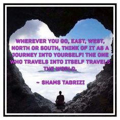 Shams Tabrizi quote