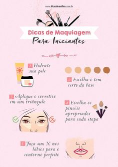Makeup Hacks Online – Hair and beauty tips, tricks and tutorials Beauty Makeup Tips, Natural Beauty Tips, Beauty Care, Beauty Skin, Beauty Secrets, Health And Beauty, Beauty Hacks, Diy Beauty, Beauty Products