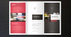 38 best free tri fold brochure templates images on pinterest tri