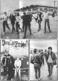 Shane MacGowan & Cait O'Riordan, Pogue Mahone, c.1982-3 ...