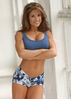 Christine Pomponio-Pate - Fitness Model