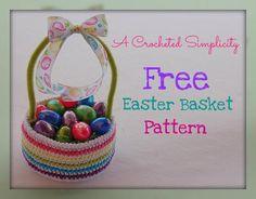 Easy Easter Basket | Craftsy