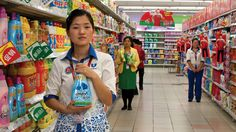 """Push Girls:"" Catching the Eye of the Chinese Shopper"