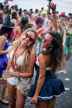 Bloco do Carnaval do Rio - Banda de Ipanema (1º Mar 2014).  Carnaval - Brasil