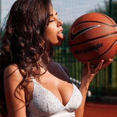 """Follow us at @sexyprincessnextdoor  Anyone here likes basketball? This princess likes to play with big balls 😍😝😜😍"" by @sexyprincessnextdoor. #capture #pictures #pic #exposure #photos #snapshot #picture #composition #pics #moment #focus #all_shots #color #foto #photograph #fotografia #photographyeveryday #photoart #ig_shutterbugs #photogram #photodaily #instaphotography #photographylovers #grow #dedication #mobilephotography #pushpullgrind #grindout #pictureoftheday #grind #fitnessgear…"