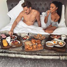 "34.2k Likes, 528 Comments - Manuela Mosca (@manuellax) on Instagram: ""Well it is Sunday.. breakfast!"""