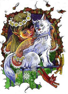Tatiana Sedova art