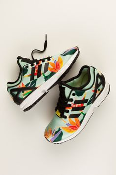 Adidas Originals ZX Flux This is one of many of the designs Adidas are experimenting with as they are trying to test the market and gain a foothold over their competitors.