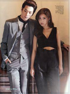 Kim So Eun & Seo Kang Joon