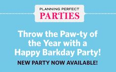 Host a dog-lover party with these suggestions