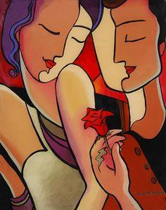 """Token of Love"" ~ Jeanette Jarville"