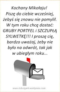 List do Mikołaja. Cringe, Feel Better, Haha, Feelings, Memes, Funny, Pictures, Humor, Old Pictures