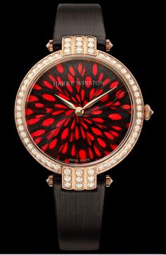 Harry Winston Premier Feather collection
