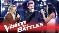 the voice jubal and amanda - YouTube