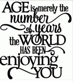 Age......