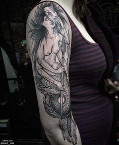 Nomi Chi | Vancouver CanadaCONCEPT :Mermaid...