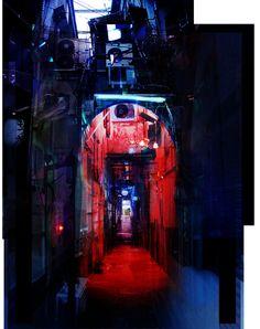 Tiny adventures in alleyways! - pixiv Spotlight