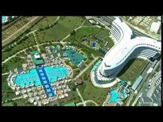 Concorde De Luxe Resort in der Türkei: Luxus-Urlaub in der Concorde   traveLink.