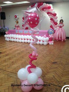Love this balloon arch