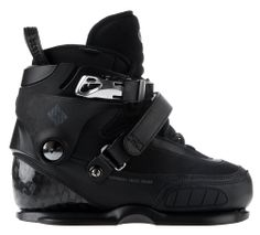 USD Carbon 4 black boots
