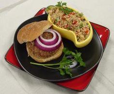 Bulgur Burgers | Recipe | Joy of Kosher with Jamie Geller
