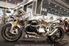 Cafe Racer Titanium Paul Milbourn Customs