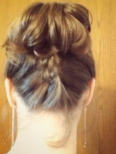 #braid #bun