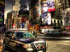 HDR Photos of New York City