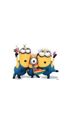 Despicable Me 2 - I really want a minion !