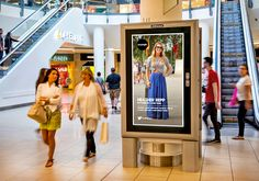 CDecaux's Digital OOH Ad Network Reaches More Than 40% of UK Adults - Read more on ScreenMedia Daily #DOOH