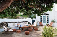 La casa de Ursula Mascaro - Ibiza bohème style || Photo : Pablo Zuloaga