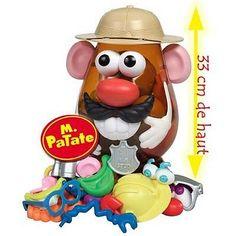 Patate B/éb/é Gar/çon Disney Toy Story Dors Bien M