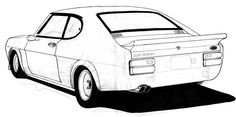 car line art - Google Search