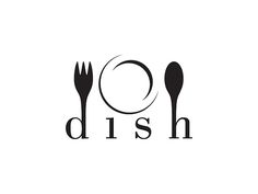 Dish Catering logo by kirby evans, via Flickr