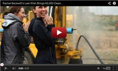 Rachel's last wish brought over 37,000 people clean water. Watch this video.