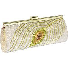 #BeadedClutch, #BestPrice, #Champagne, #CHAMPAGNEMULTIPeacock, #Clutch, #EveningBags, #Handbags, #RetailPrice