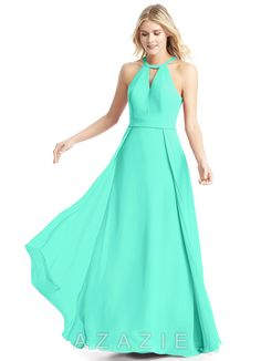 73ea6aa762 Shop Azazie Bridesmaid Dress - Melody in Chiffon. Find the perfect made-to-