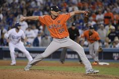 Baseball: Morton stars for Astros once more in Game Seven triumph Uk Baseball, Basketball Court Layout, Basketball Legends, Mlb Teams, American League, Spring Training, Free Agent, Sports Pictures
