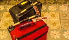 BIG Railway Adventure 2016 / Our Luggage / Karen McCann / EnjoyLivingAbroad.com