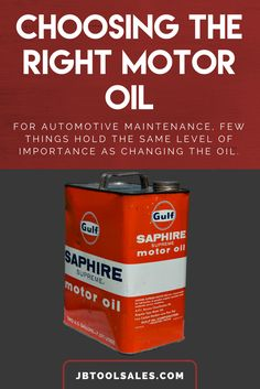 """For automotive maintenance, few things hold the same level of importance as changing the oil. Whether you own a car, truck or sports utility vehicle (SUV), oil plays an essential role in your engine's health. But there's no such thing as a """"one-size-fits- Cheap Sports Cars, Car Buying Tips, Preventive Maintenance, Car Essentials, Homemade 3d Printer, Torque Converter, Choose The Right, Car Shop, Car Detailing"""