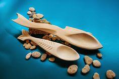 Рибні ложки / Fish spoons