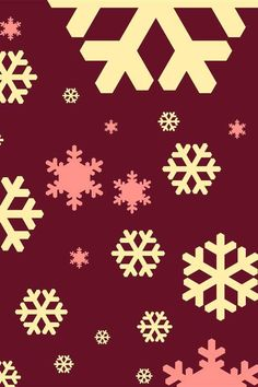 snowflakes android iphone wallpaper background
