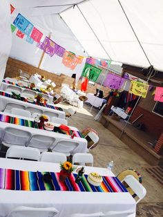 Mexican Fiesta Party Ideas – Summer Style – Grandcrafter – DIY Christmas Ideas ♥ Homes Decoration Ideas Mexican Theme Baby Shower, Mexican Fiesta Birthday Party, Fiesta Theme Party, 18th Birthday Party, Party Themes, Luau Party, Party Ideas, Mexican Baby Showers, Birthday Ideas